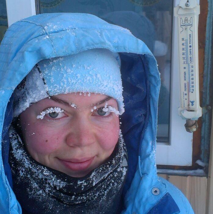Alena Trubnyakova | Zum kältesten bewohnten Ort der Welt