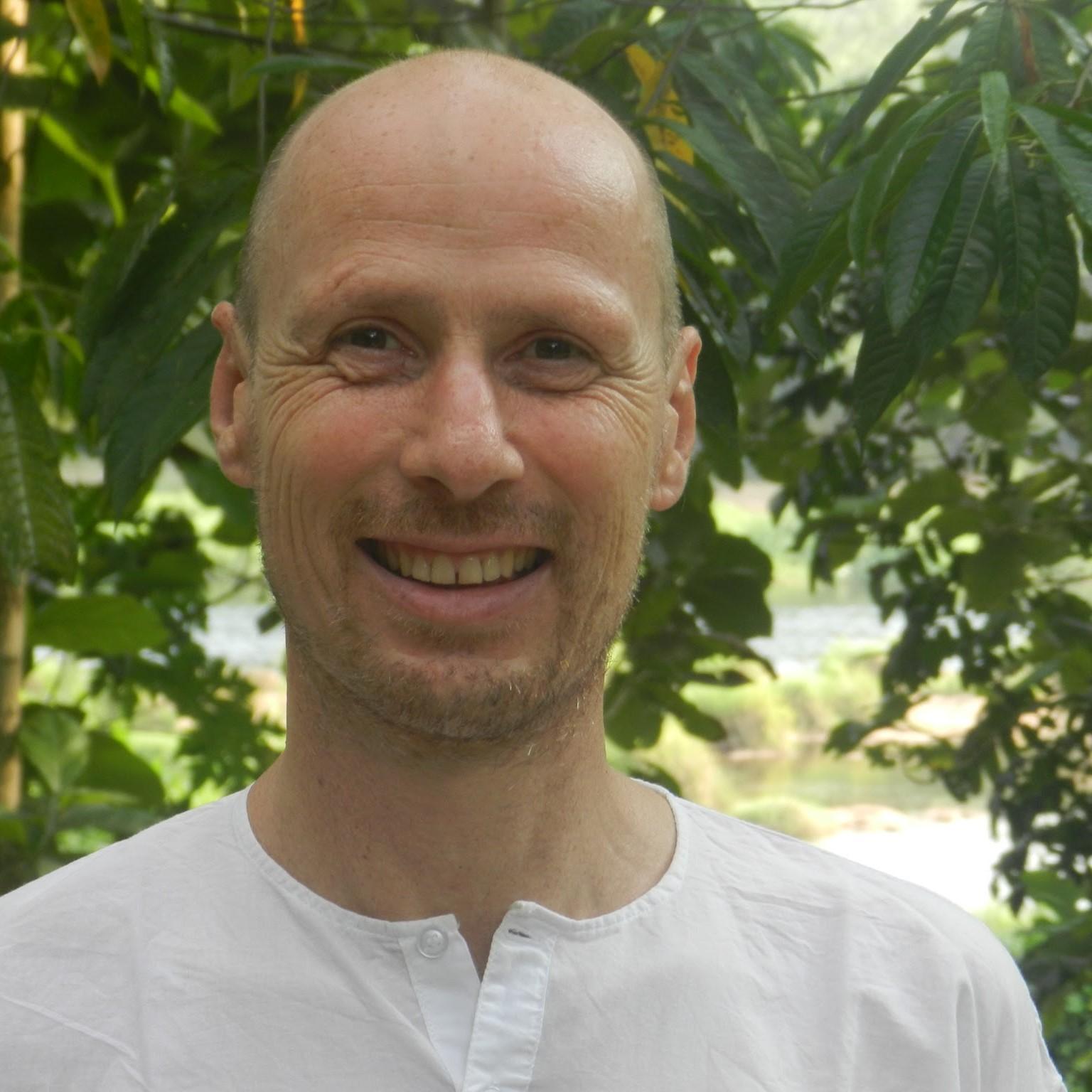 Gerd Schmidt (Yoga Acharya/Meister)