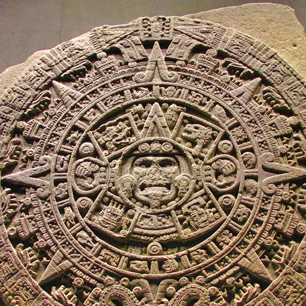 Reisekalender der Azteken