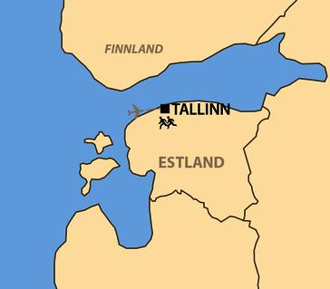 Karte: Tallinn-Marathon