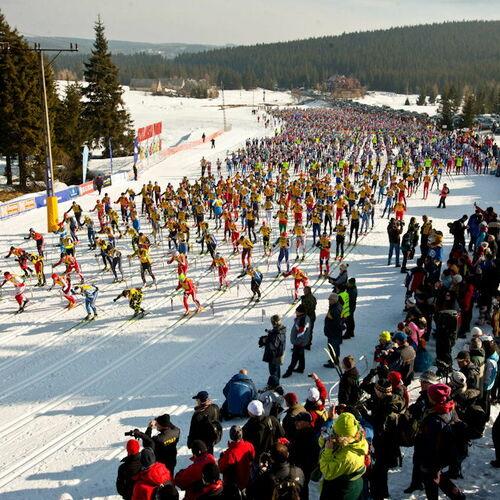 Skimarathon Bieg Piastow 2021