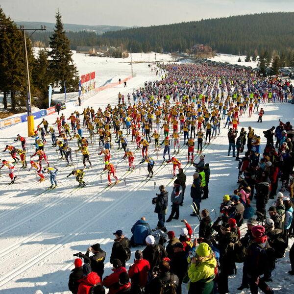 Skimarathon Bieg Piastow 2020