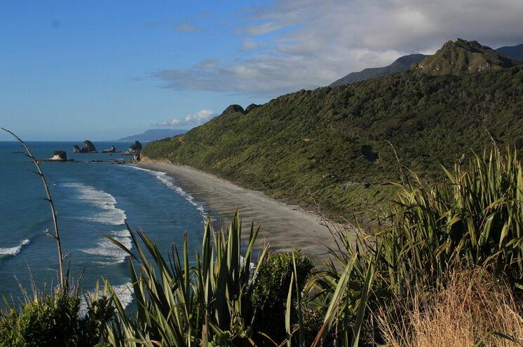 Neuseelands Westküste ist wild und traumhaft schön.