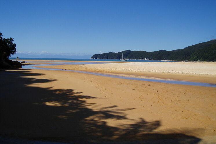 Abel Tasman Nationalpark.