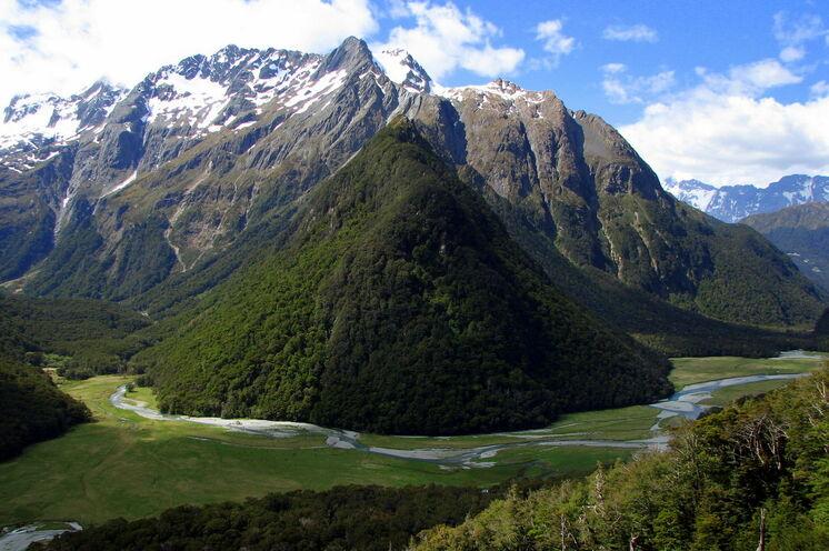 Routeburn Track - einer der Great Walks von Neuseeland