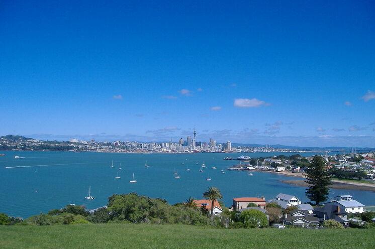 Auckland - die Stadt der Segel, ist ja nach Verlauf Ausgangs- oder Endpunkt Ihrer Reise.