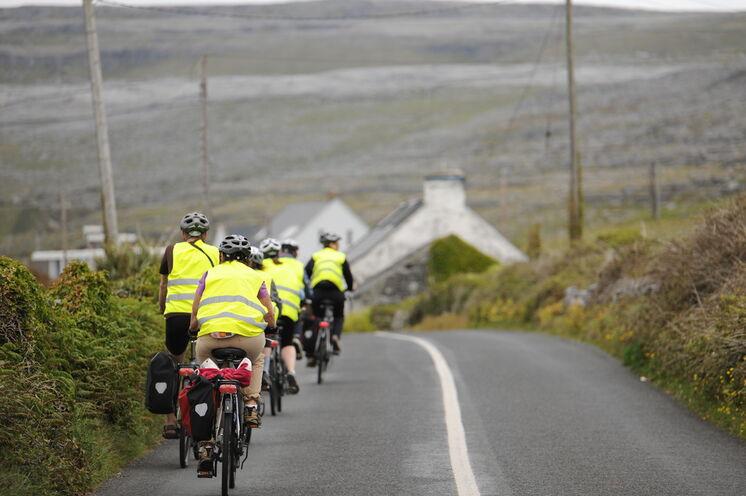 Fahrradfahren bietet Ihnen eine wunderbare Möglichkeit, die Natur unmittelbar zu erleben