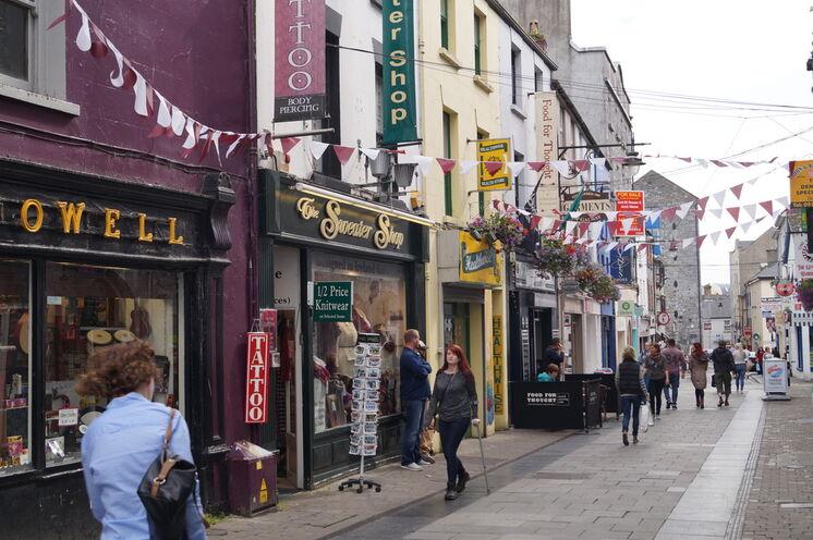 Galway – die Studentenstadt und heimliche Hauptstadt