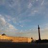 White Nights Marathon in St. Petersburg