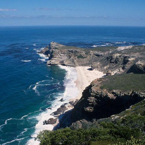 Quer durch das Land am Kap