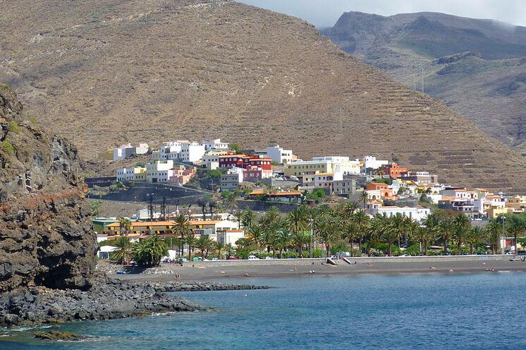La Calera – ein Ortsteil im sonnenverwöhnten Valle Gran Rey