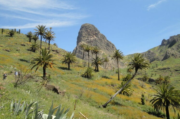 Wanderung ab Los Roques