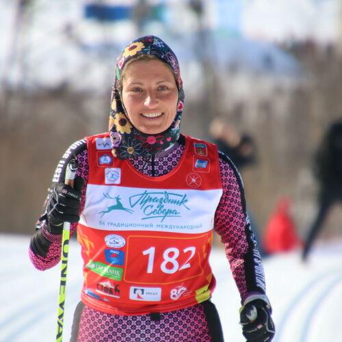 Murmansk Ski Marathon 2021