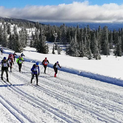 Skimarathon Birkebeiner Rennet 2021