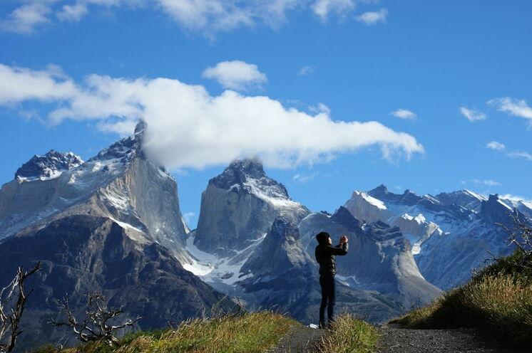 Beim Wanderurlaub in Chile darf der Torres del Paine nicht fehlen!