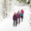 Skiwanderung von Gasthaus zu Gasthaus