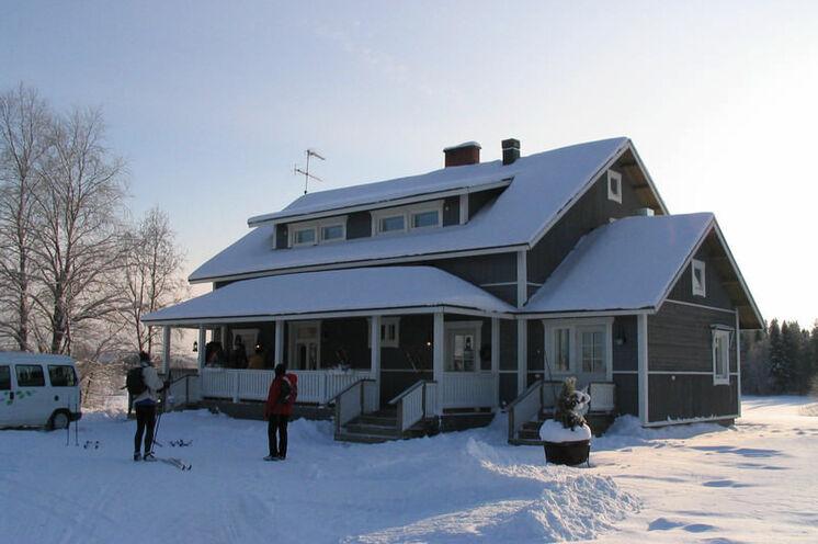 Das Gasthaus Laitalan Lomat – Ihre Unterkunft für die dritte und vierte Nacht
