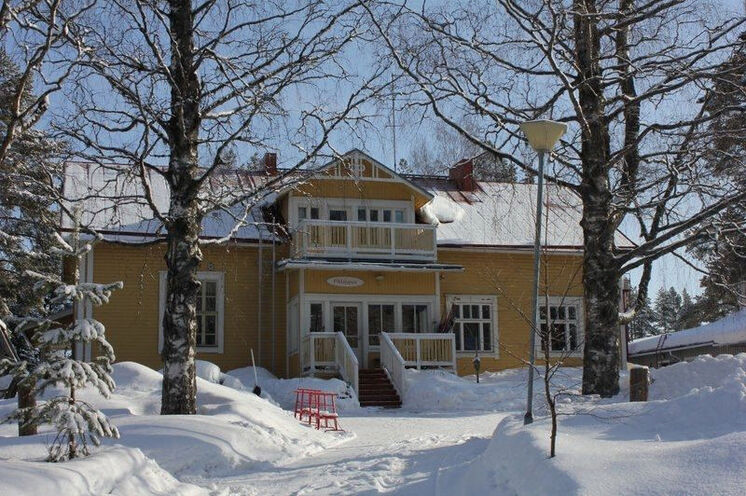 Das Gasthaus Pihlajapuu – Ihre Unterkunft für die fünfte bis siebte Nacht