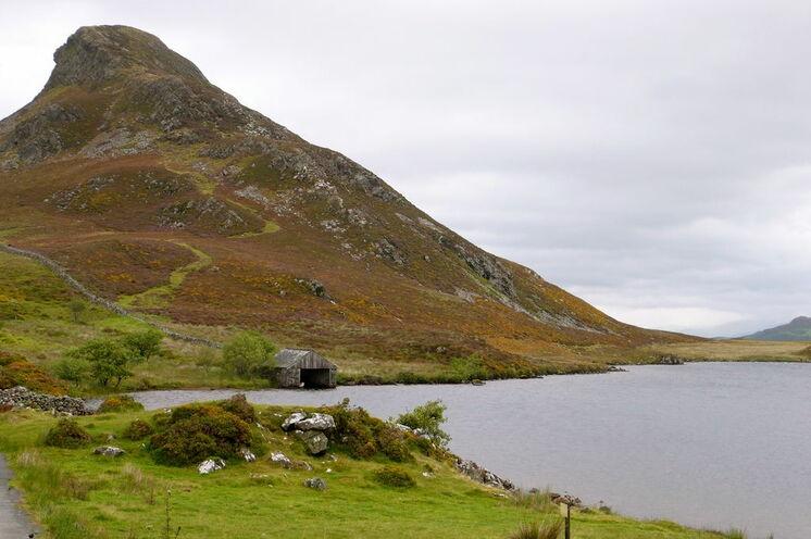 Idyllische Seen finden sich auf nahezu jeder Wanderung