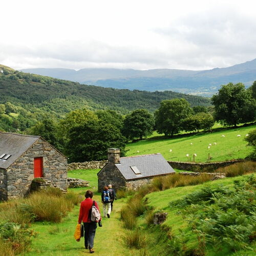Sagenhaftes Wales