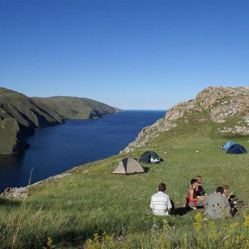 Baikal – Sommertrekking am Baikalsee
