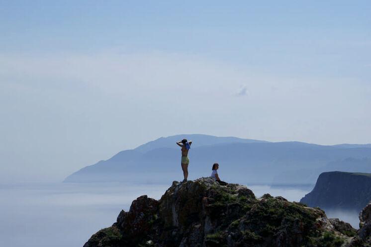 Der Baikal erwacht