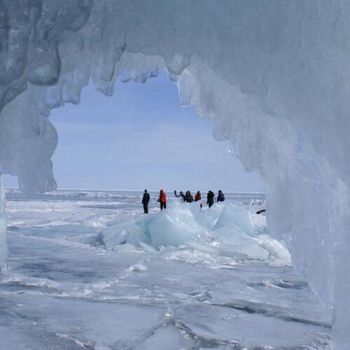 Baikal – Winterfaszination Baikalsee: Westufer und Insel Olchon