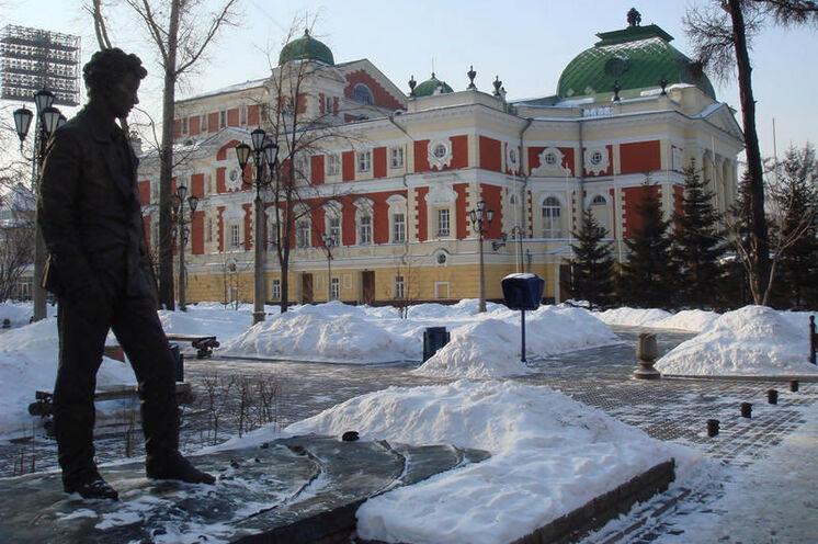 Reisebeginn und -ende in der sehenswerten Regionalhauptstadt Irkutsk