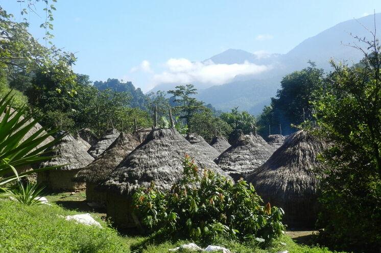 Santa Marta, die Heimat der in Abgeschiedenheit lebenden Kogi-Indianer