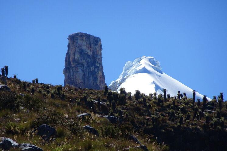 3-Tage-Trek durch die Sierra Nevada del Cocuy – der Nationalpark bietet eine der schönsten Gebirgsformationen der südamerikanischen Anden