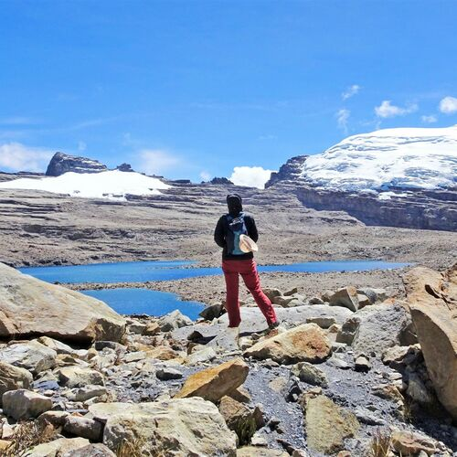 """Gletscherzauber in den Anden bis zur """"Verlorenen Stadt"""""""