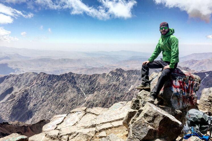 Wenn auch Sie auf dem höchsten Punkt Nordafrikas stehen möchten, reisen Sie mit uns zum Jebel Toubkal.