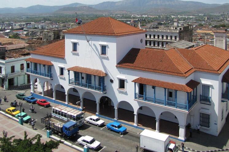 Im Zentrum steht das älteste Haus Kubas: die Casa Velázquez.