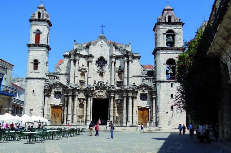 Kathedrale San Cristòbal.