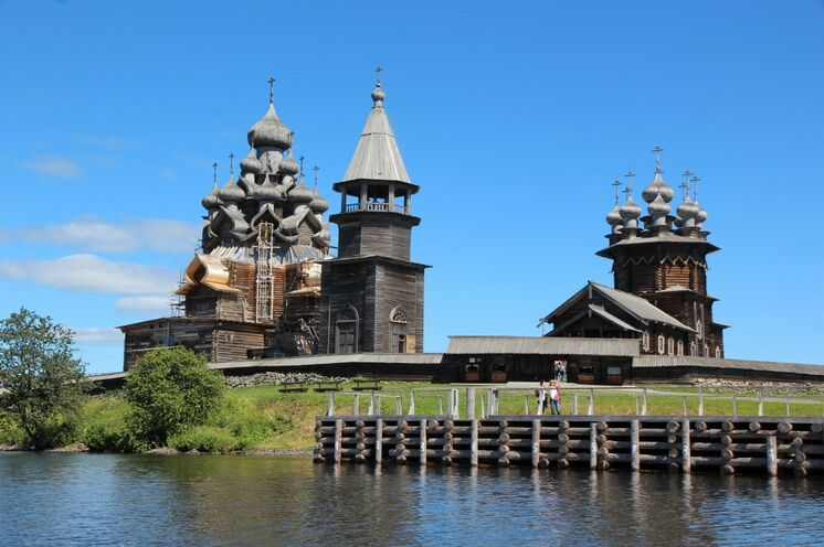 Kirchen der Insel Kischi (UNESCO-Weltkulturerbe)