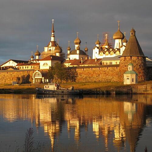 Karelien – Von St. Petersburg über den Onegasee zum Weißen Meer