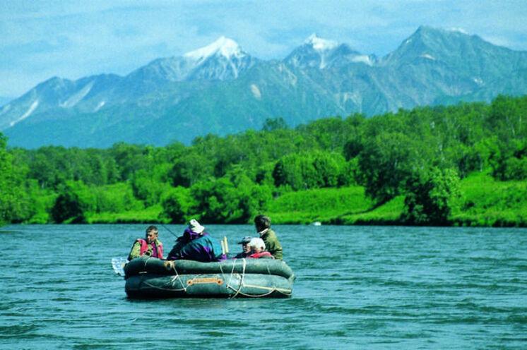 3-tägige Flusswanderung