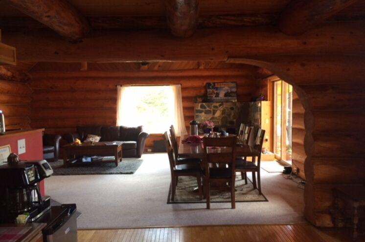 Ihre gemütliche Lodge am Kluane-Nationalpark mitten in der Natur