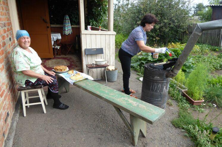 """Hofbäckerei"", zu Gast in sibirischen Dörfern"