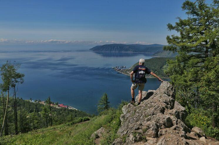 Ziel Ihrer Reise: der magische Baikalsee mit der Insel Olchon
