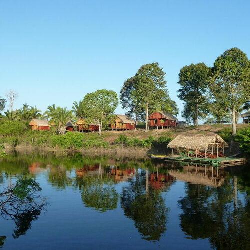 Naturparadiese Amazonas, Pantanal und Iguaçu-Wasserfälle