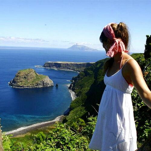 Wandern auf vier Atlantikinseln