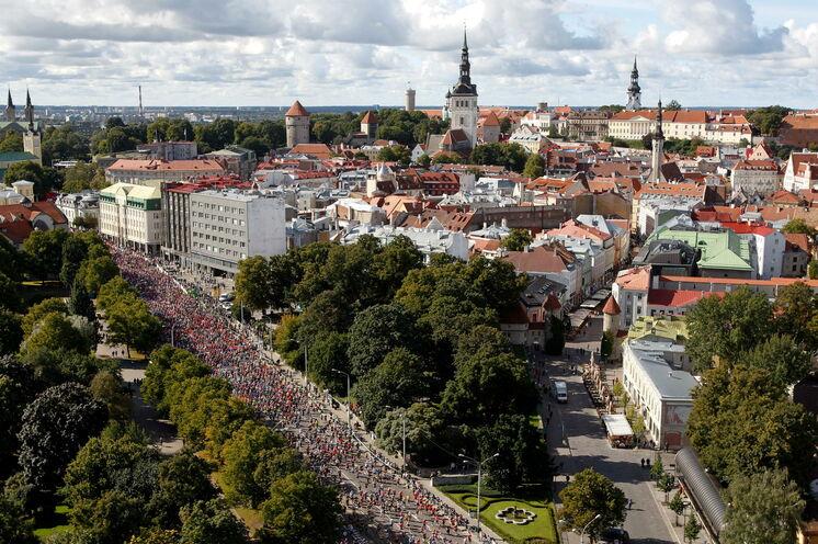 Tallinn läuft... Und Sie können dabei sein!