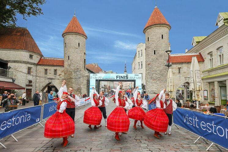 Tallinn läuft... und tanzt...  Und Sie können dabei sein!