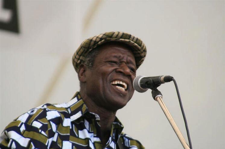 Kar Kar - einer der Ersten, der die Mali-Musik in die Welt hinaus trug.