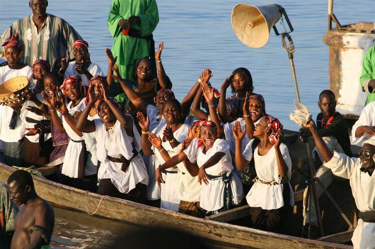 Das Festival wird tagsüber von vielen Veranstaltungen begleitet.