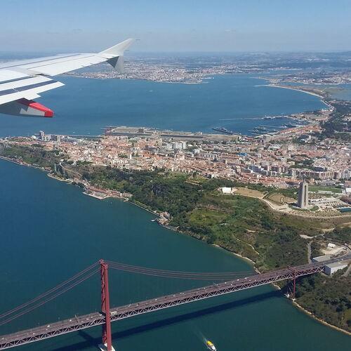 Lissabon - Die Stadt am Tejo Stopover-Möglichkeit