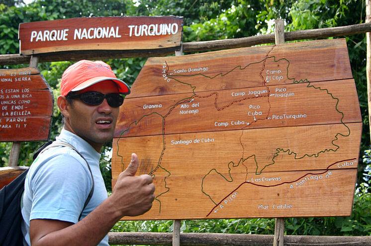 In der Sierra Maestra besteigen Sie mit Ihrem deutschsprachigen Reiseleiter den höchsten Berg Kubas, den Pico Turquino (1974m)