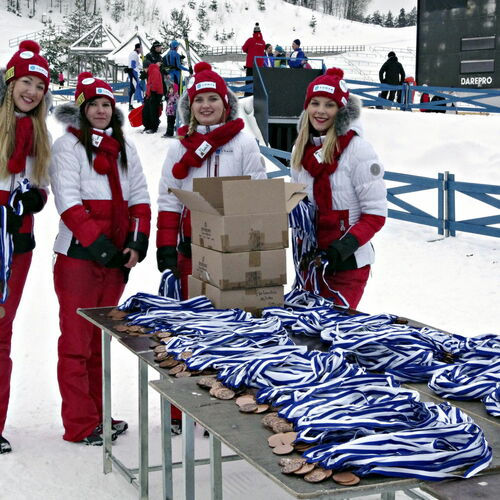 Skimarathon Finlandia Hiihto