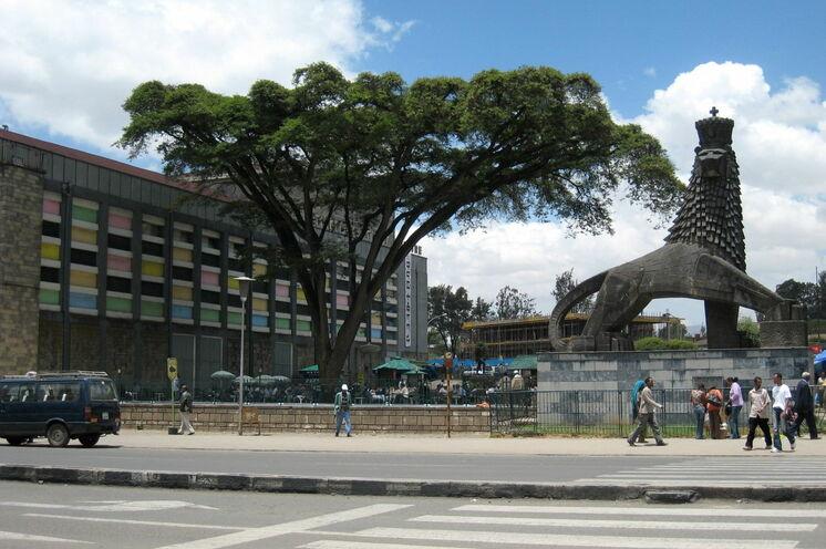 Addis Abeba - die Hauptstadt Ähtiopiens